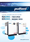 Pulford KSA-KSV Screw Compressors 30-45Kw
