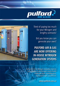 Pulford In-House Nitrogen Generation Systems