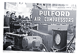Pulford air compressors history