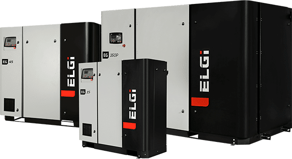 ELGi EG Variable Speed Screw Air Compressors